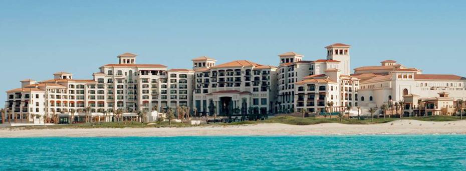 St. Regis Saadiyat Island Resort Abu Dhabi
