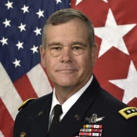 GEN. James H. Dickinson, USA