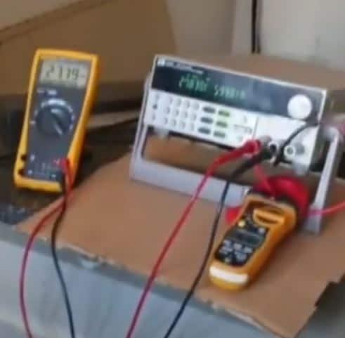 Temp Testing